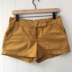 J. Crew Classic Twill Chino Shorts
